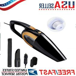 120W High Power Rechargeable Cordless Wet / Dry Portable Car