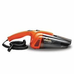 Armor All 12V Wet/Dry Bagless Car Vacuum, AA12V1 Orange