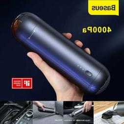 Baseus 4000Pa Cordless Car Vacuum Cleaner 65W High Power Hom