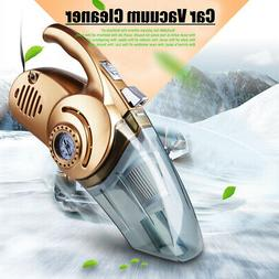 Car Vacuum Cleaner Handheld Portable 96W 12V For Auto Dust D