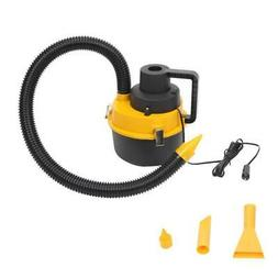 Car Vacuum Cleaner Wet & Dry Vac Hand Vacuum For Any 12V Veh