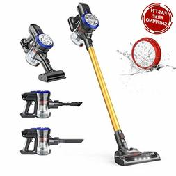 D18 Lightweight Cordless Stick Vacuum Cleaner, 2 In Bagless
