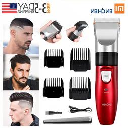 Xiaomi Rechargeable Hair Clipper Men Barber Professional Ele