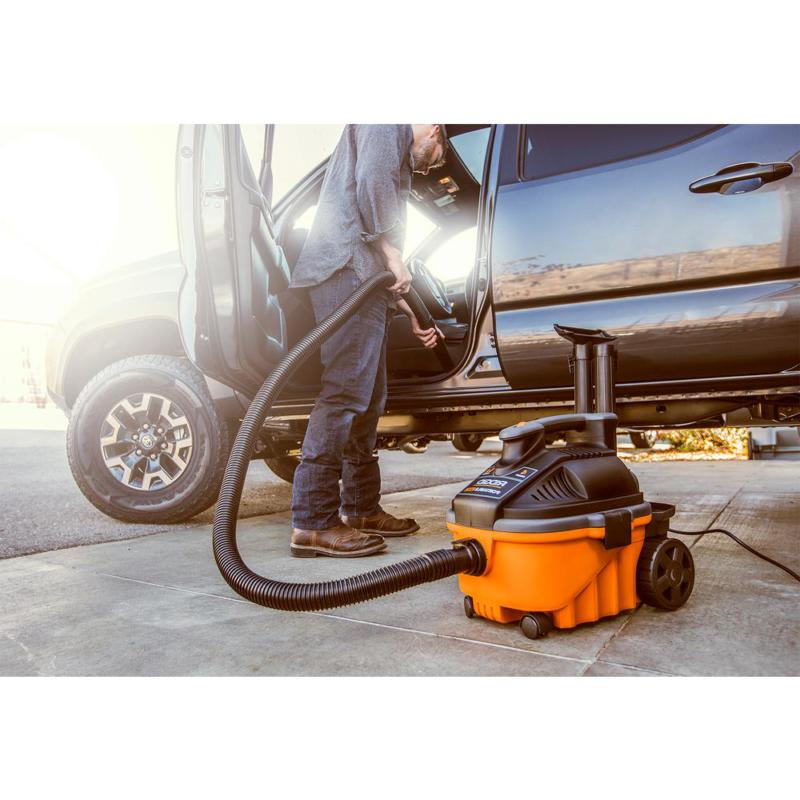 Dry Vacuum Cleaner Car Cleaning