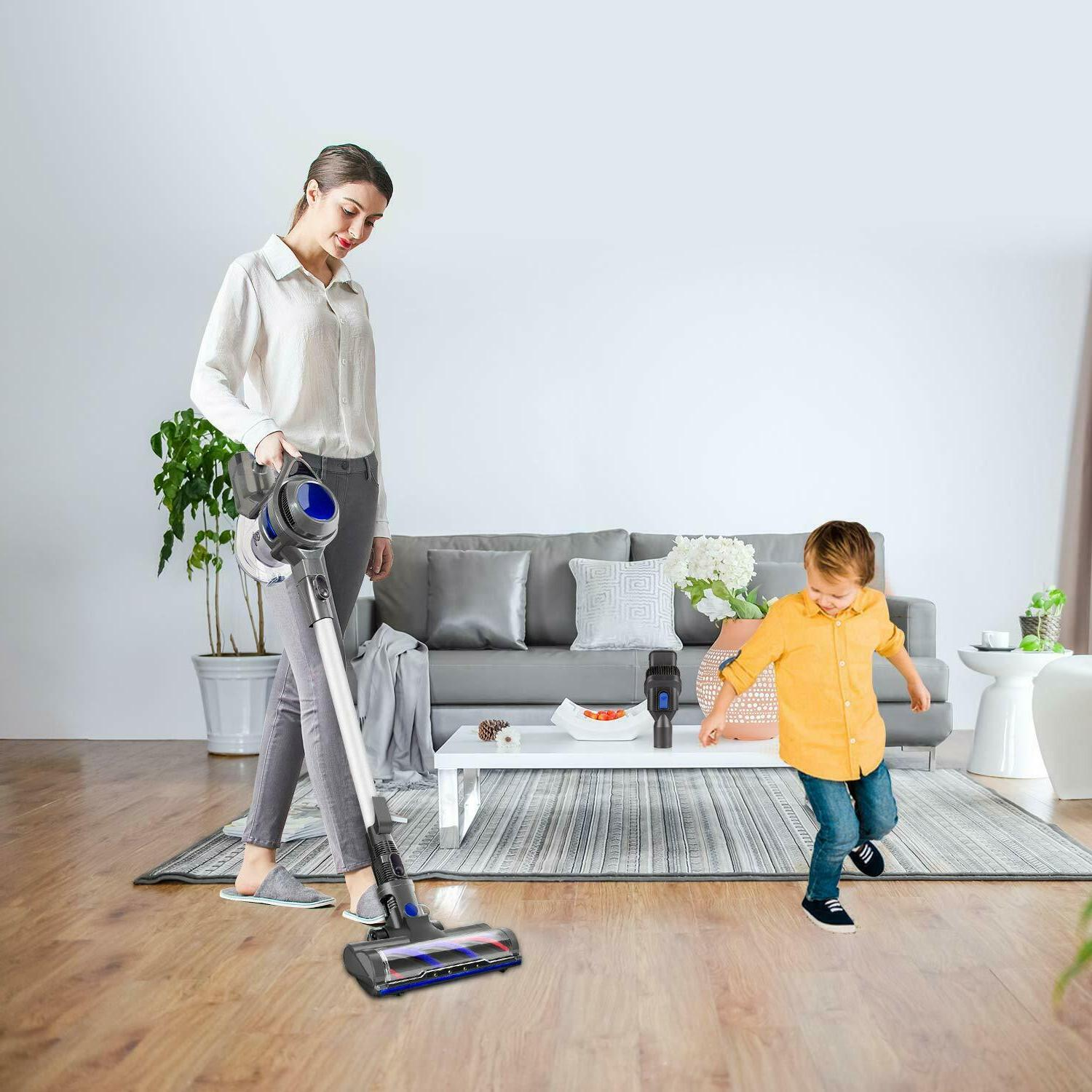 cordless vacuum handheld lightweight home and car