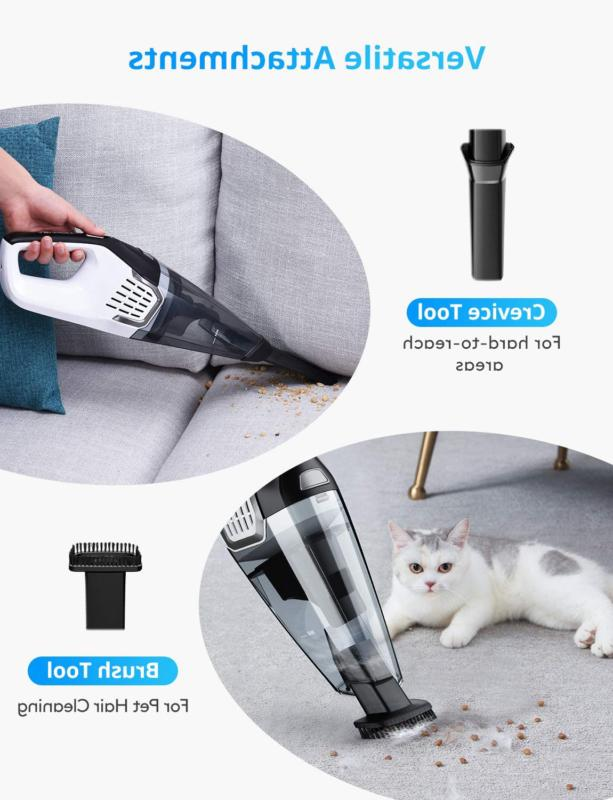 Handheld Cleaning Dry HOMASY