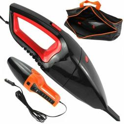 Portable Car Vacuum Cleaner 12V For Auto Hand held Wet Dry C