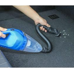 Portable Car Vacuum Cleaner ABS Car Cleaning Parts w/ Additi