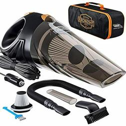 portable car vacuum cleaner high power corded