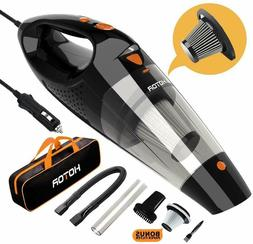 Portable Car Vacuum Cleaner High Power Only for Quick Car Cl
