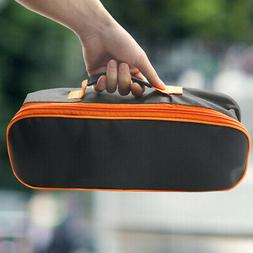 portable car vacuum cleaner tool bag pouch