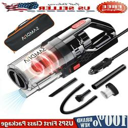 Powerful Car Vacuum Cleaner, Portable Wet Dry Handheld stron