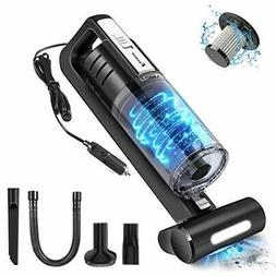 Upgraded Version 6000PA Car Vacuum Cleaner High Power Suctio